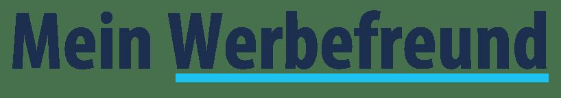 Logo Mein Werbefreund - Webdesigner Internetagentur Leipzig