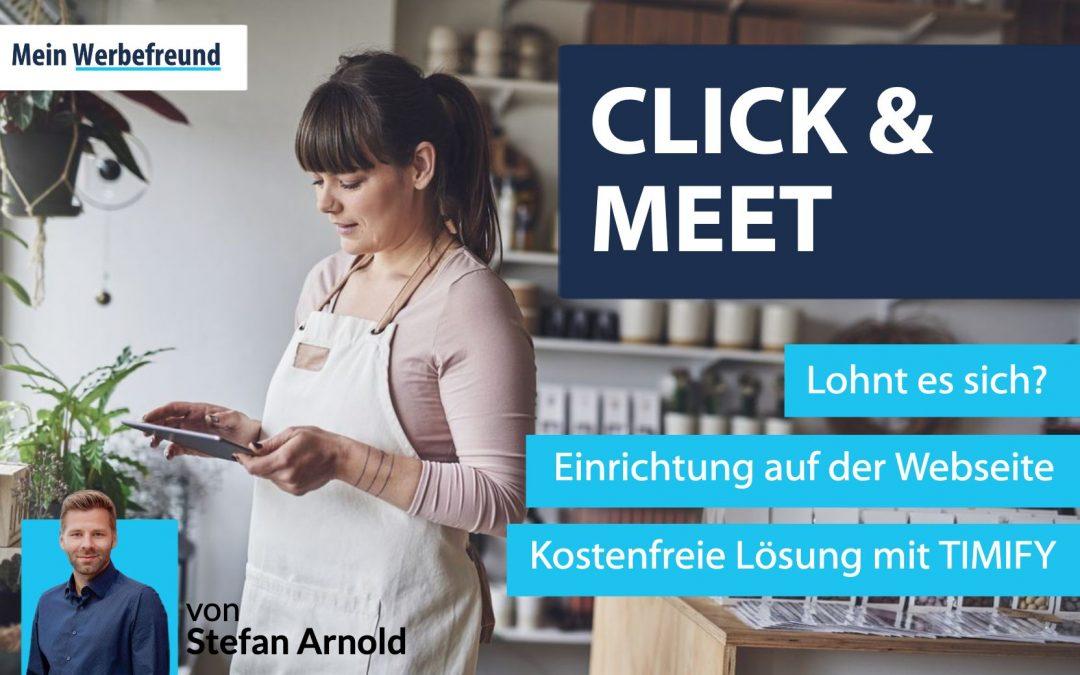 Click and Meet kostenfrei mit Timify – Mein Fazit